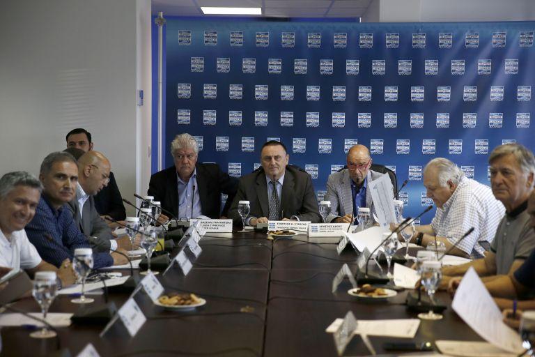 Νέος πρόεδρος της Σούπερ Λιγκ ο Ευάγγελος Μπαταγιάννης | tanea.gr
