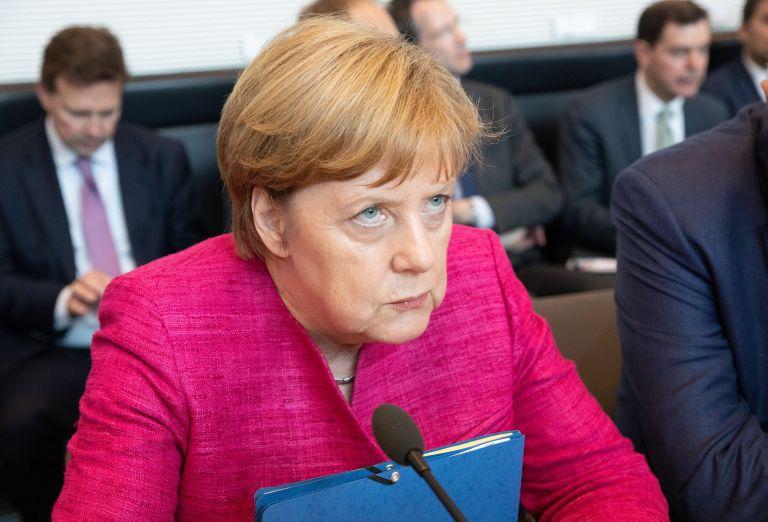 Γερμανία: «Τεταμένη» η κατάσταση στον κυβερνητικό συνασπισμό | tanea.gr