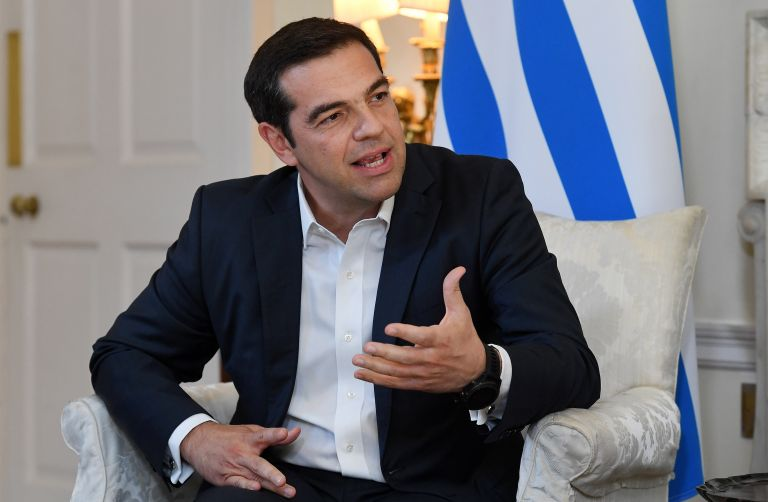 Να μπλοκάρουμε τον δεξιό λαϊκισμό είπε ο Τσίπρας από το Λονδίνο   tanea.gr