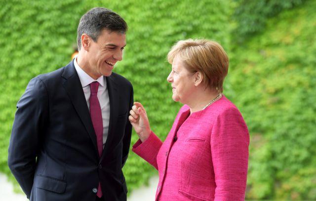 «Να στηριχτεί η Ισπανία όπως στηρίχτηκε η Ελλάδα»   tanea.gr