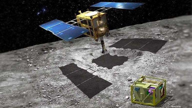To σκάφος Hayabusa έφτασε στον αστεροειδή που θα μελετήσει | tanea.gr