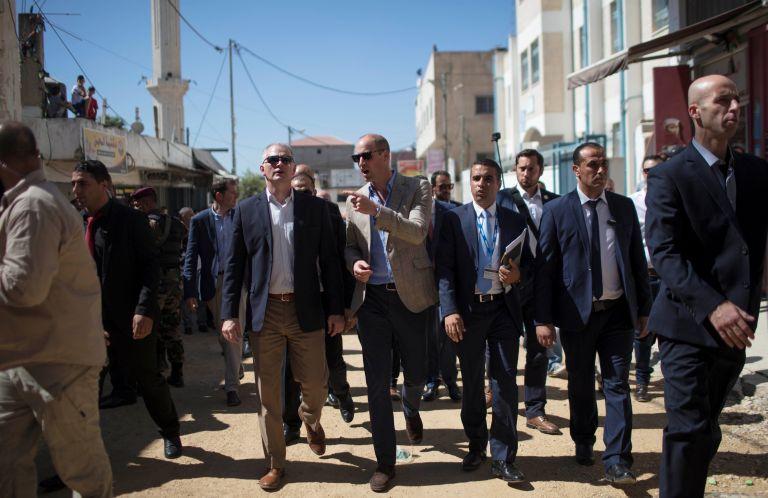 Δεν σας έχουμε ξεχάσει, είπε στους Παλαιστίνιους ο πρίγκιπας Ουίλιαμ   tanea.gr