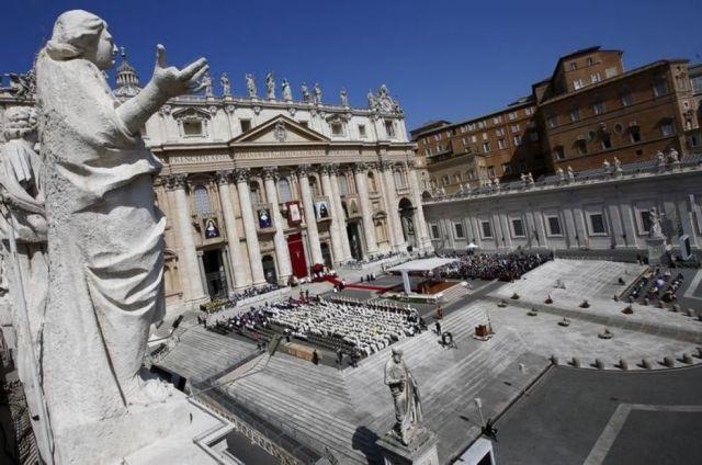 Βατικανό: Παρέμβαση υπέρ της Ελλάδας για το προσφυγικό | tanea.gr