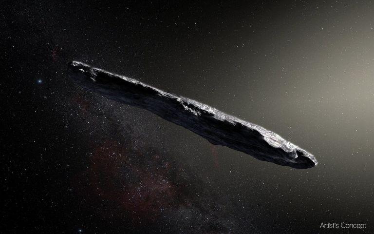 Τελικά ο «Οoυμουαμούα» ήταν κομήτης και όχι αστεροειδής | tanea.gr