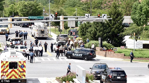 Πέντε νεκροί από ένοπλη επίθεση στα γραφεία εφημερίδας στο Μέριλαντ | tanea.gr