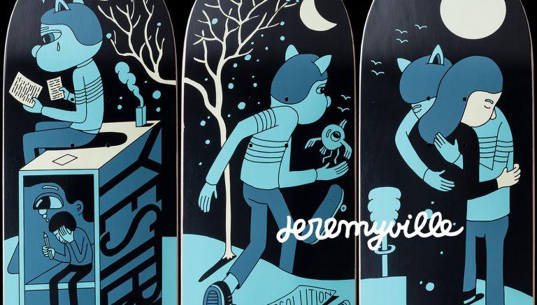 Τέχνη και σανίδες σκέιτμπορντ συμμαχούν για την εμψύχωση των νέων | tanea.gr