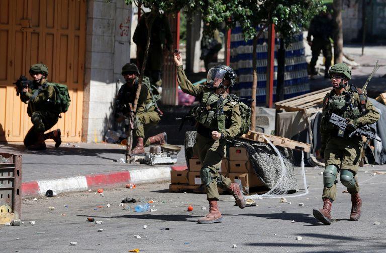 Δύο νεκροί Παλαιστίνιοι από ισραηλινά πυρά   tanea.gr