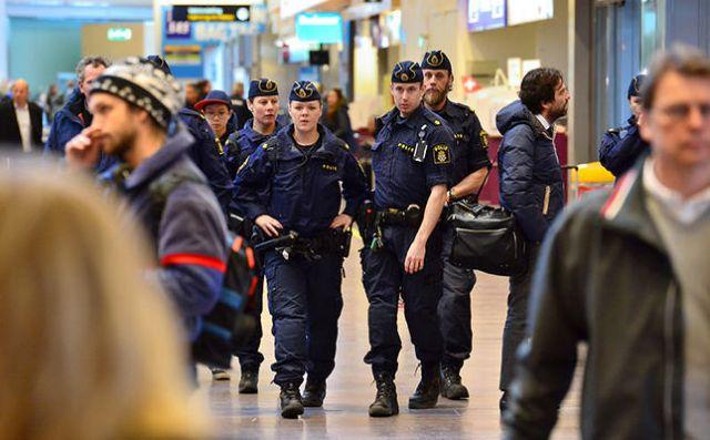 Σφίγγουν οι συνοριακοί έλεγχοι και στη Σουηδία | tanea.gr