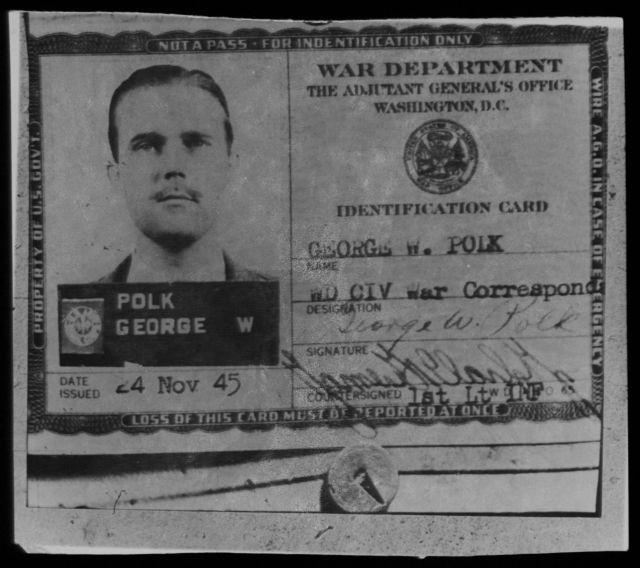 Στον κινηματογράφο μεταφέρεται η δολοφονία του Τζωρτζ Πολκ | tanea.gr