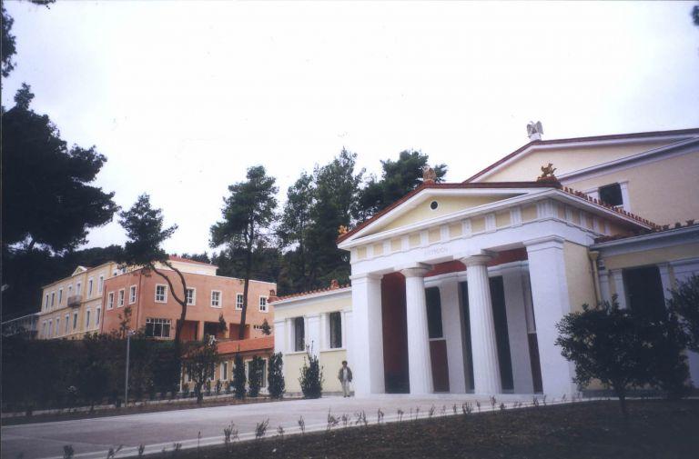 Ανακατασκευάζεται το μουσείο σύγχρονων Ολυμπιακών Αγώνων Αρχαίας Ολυμπίας   tanea.gr