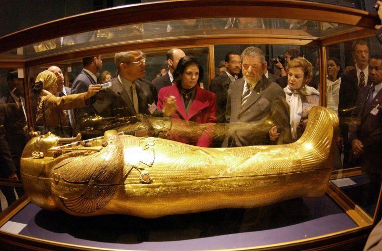 Ανασκαφές αποκαλύπτουν τα μυστικά της μουμιοποίησης στην Αίγυπτο | tanea.gr