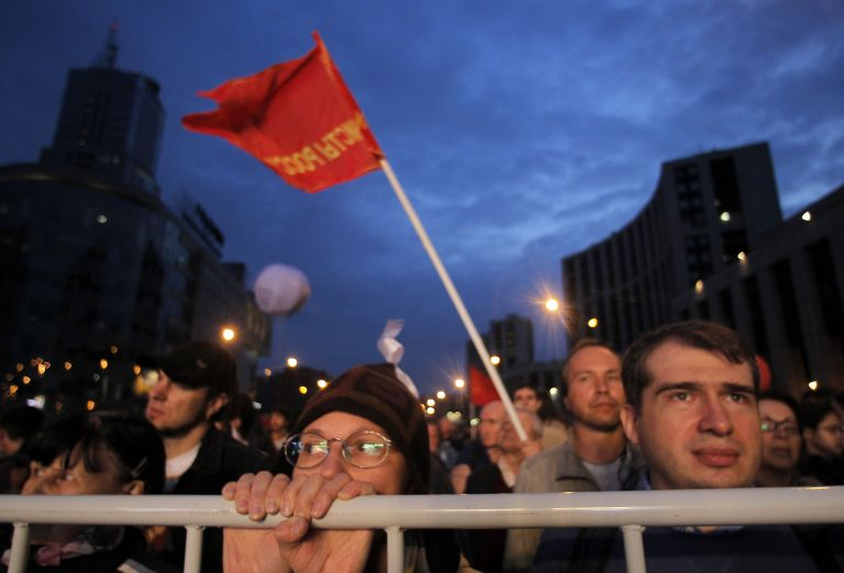 Ρωσία: Ενας στους τρεις νέους επιθυμεί να εγκαταλείψει τη χώρα | tanea.gr