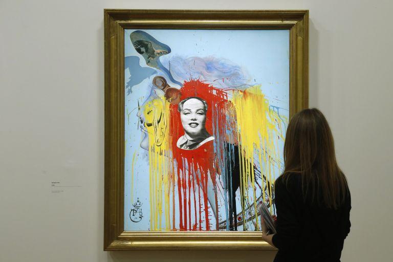 Γκαλά, η μούσα του Νταλί σε έκθεση στη Βαρκελώνη | tanea.gr