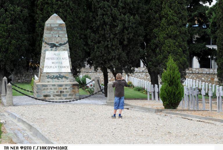 Το Μέτωπο της Θεσσαλονίκης στα 10 καλύτερα war memorial tours στον κόσμο | tanea.gr