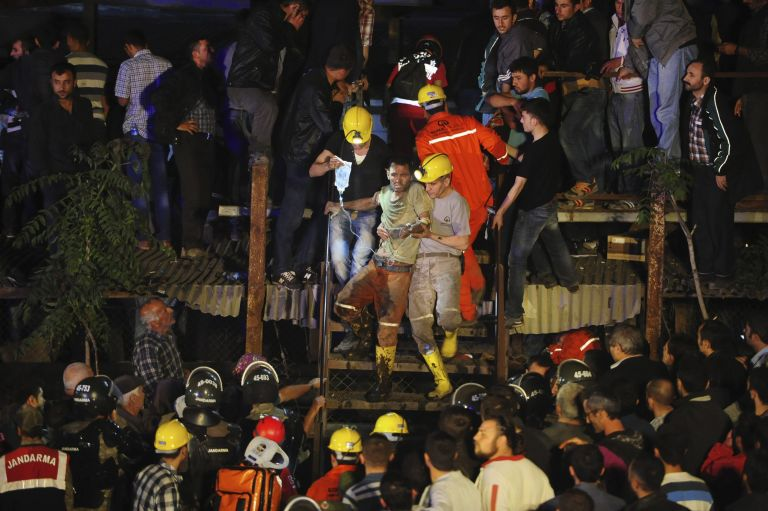 Τουρκία: Δικαστική καταδίκη για τους υπεύθυνους του ορυχείου της Σόμα | tanea.gr