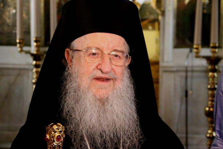 Ιερή οργή του Ανθιμου κατά του Μητροπολίτη Καλαβρύτων | tanea.gr