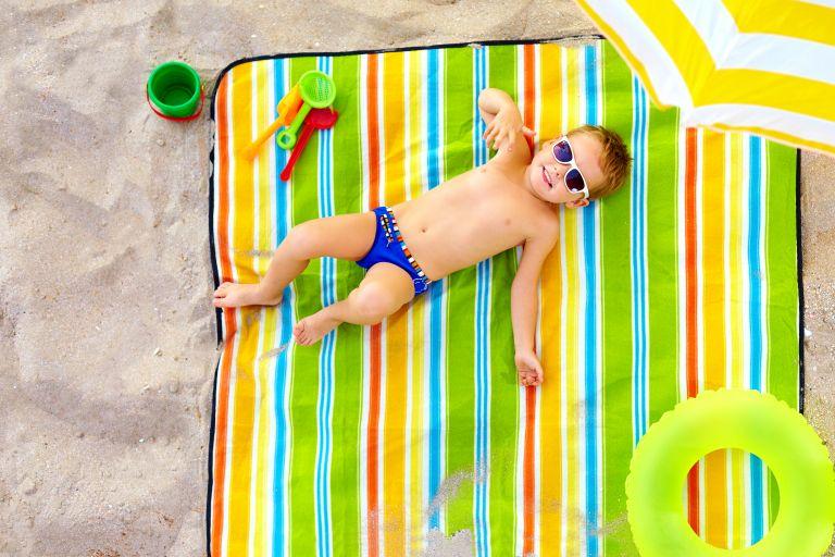 «Χρυσοί» κανόνες για τα παιδιά στην παραλία | tanea.gr