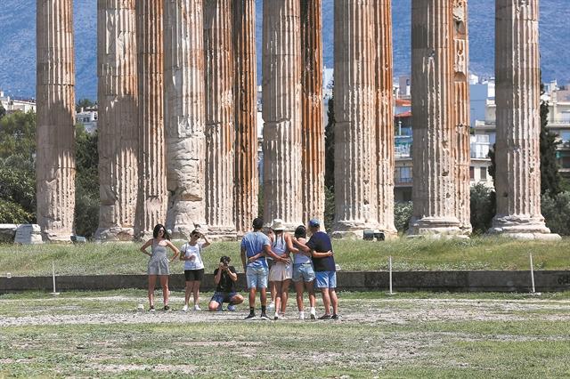 Χάσαμε 20,8 εκατ. τουρίστες | tanea.gr