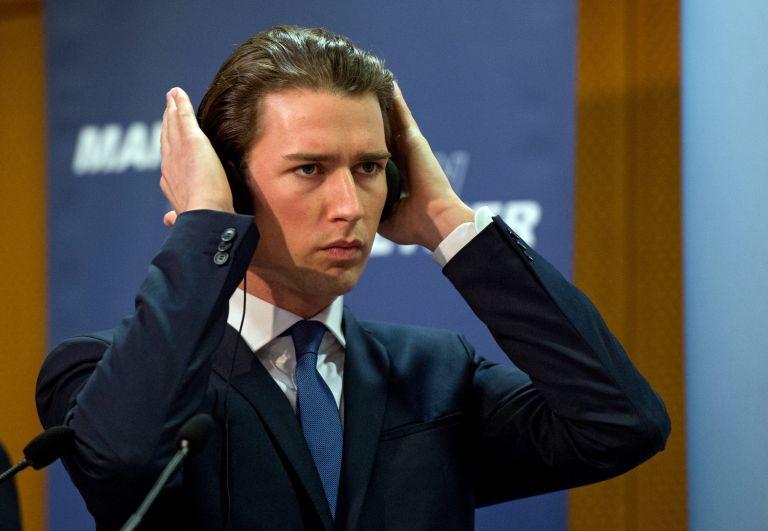 Κουρτς: Η Αυστρία δεν θα συνάψει ζημιογόνες συμφωνίες για το άσυλο   tanea.gr