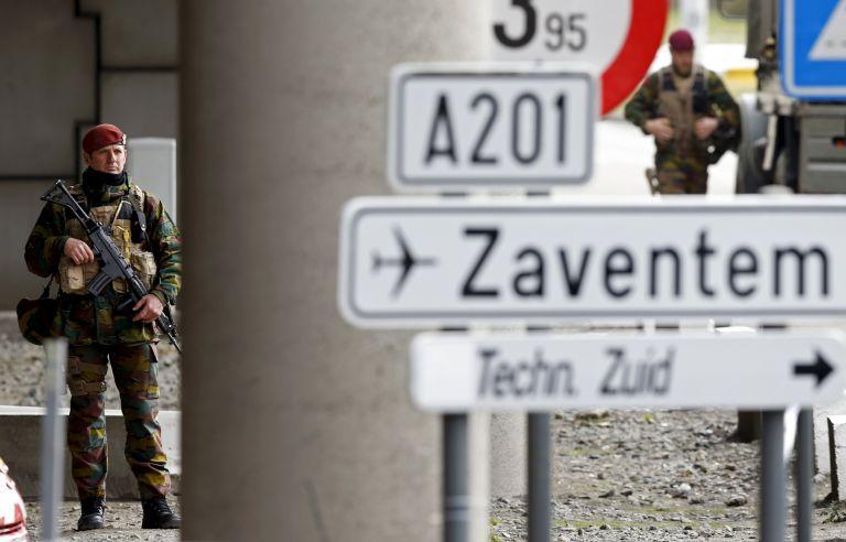 Εκλεισε για κάποιες ώρες ο εναέριος χώρος του Βελγίου   tanea.gr