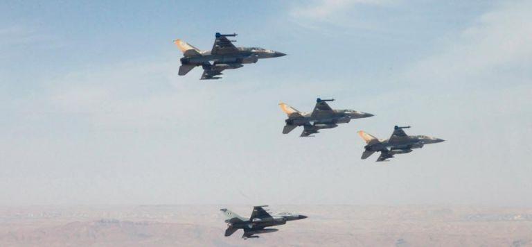 13 παραβιάσεις από οπλισμένα τουρκικά F-16 | tanea.gr