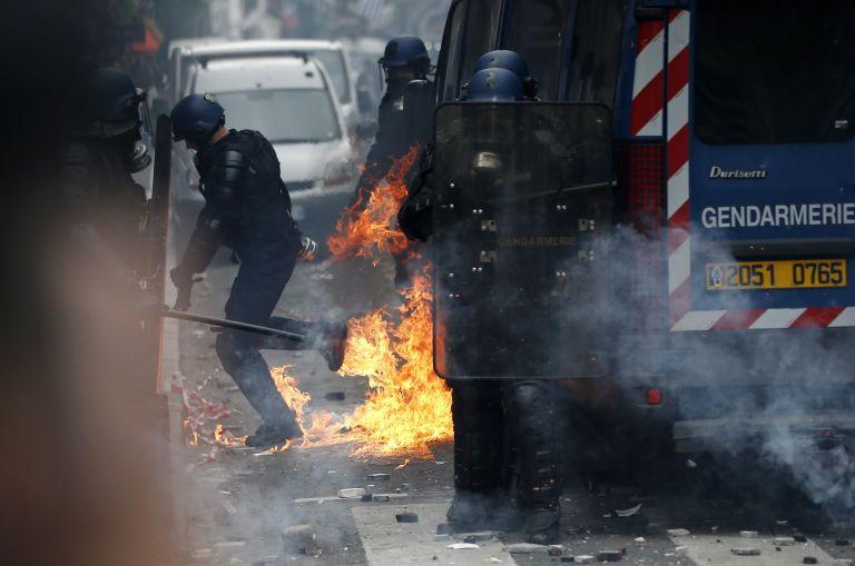 Δεκάχρονος στη Γαλλία ύποπτος για φονική πυρκαγιά στο Ομπερβιγιέ | tanea.gr