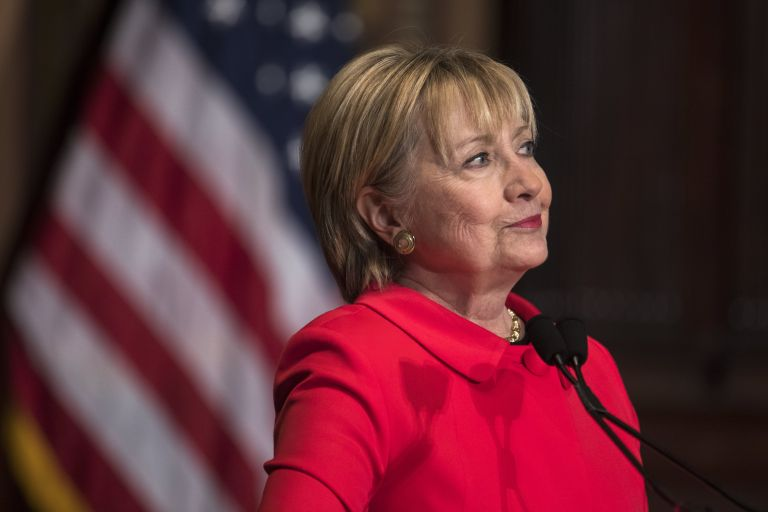 Δωρεά 5.000 δολαρίων από την Χίλαρι Κλίντον σε 19 Δημοκρατικούς υποψηφίους | tanea.gr
