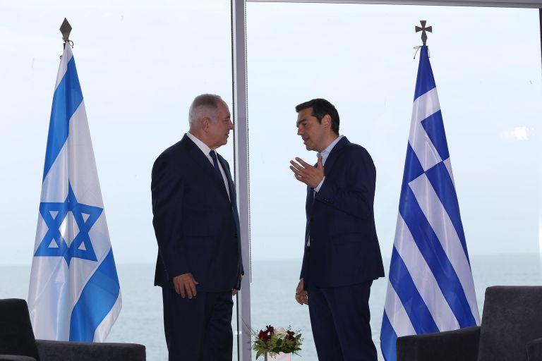 WSJ : Πιο κοντά Ελλάδα και Ισραήλ εξαιτίας της Τουρκίας | tanea.gr