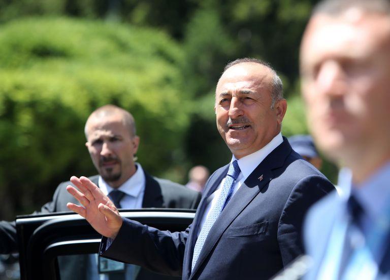 Τσαβούσογλου: Η Αγκυρα δεν θα εφαρμόσει τις αμερικανικές κυρώσεις εναντίον του Ιράν | tanea.gr