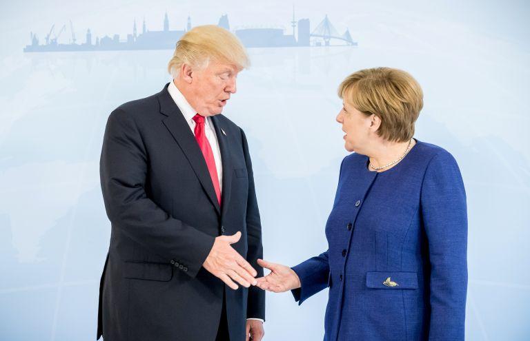 Το 55% των Γερμανών κρίνει μη αναγκαία την στρατιωτική βοήθεια των ΗΠΑ   tanea.gr