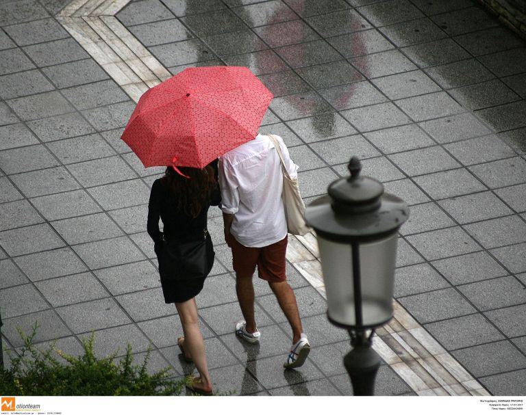 Εκτακτο Δελτίο ΕΜΥ : Κακοκαιρία με βροχές και ισχυρές καταιγίδες | tanea.gr