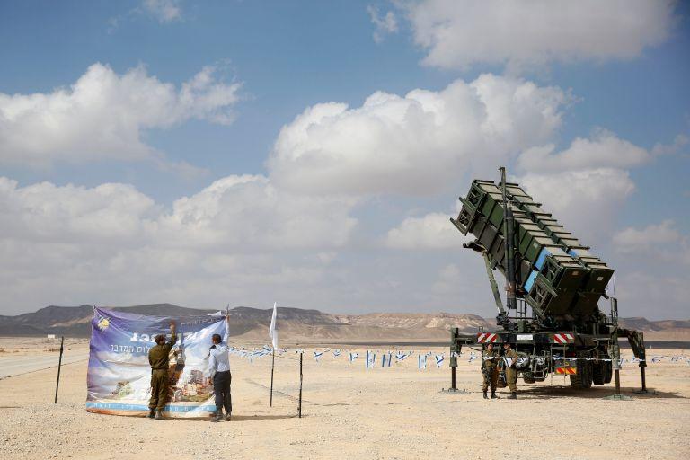 Το Ισραήλ κατέρριψε συριακό πολεμικό αεροσκάφος - Νεκρός ο πιλότος | tanea.gr