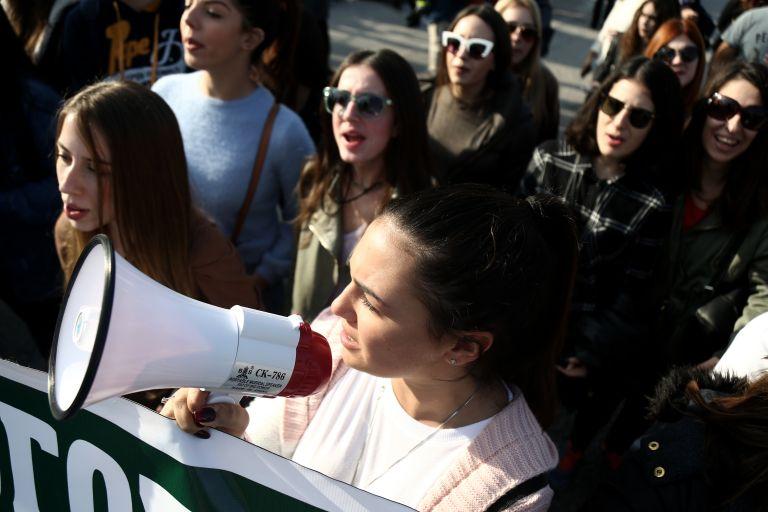 Θεσσαλονίκη: Πορεία συμβασιούχων στους δήμους με αίτημα τη μονιμοποίηση | tanea.gr