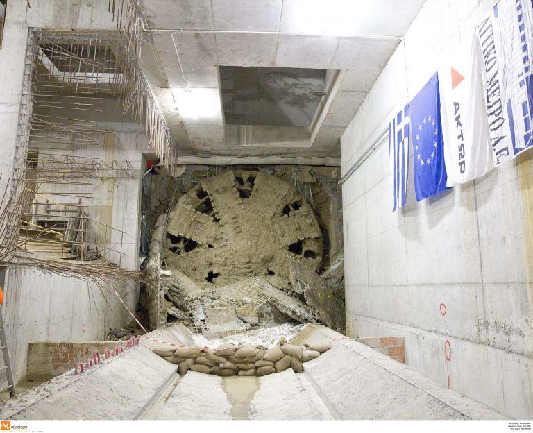 Θεσσαλονίκη: Ολοκληρώθηκε η διάνοιξη των υπόγειων σηράγγων του Μετρό   tanea.gr