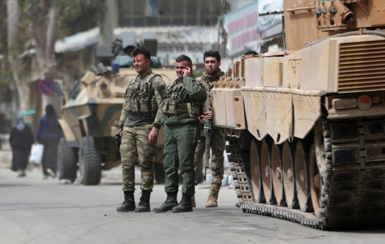 Ανδρουλάκης : Tεθωρακισμένα οχήματα απέκτησε η Τουρκία με «προενταξιακή βοήθεια» | tanea.gr