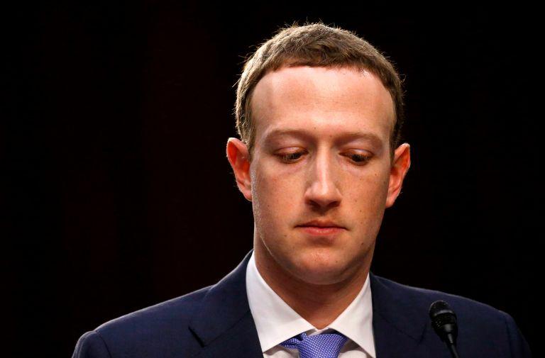 Στα μαλακά ο κύριος Facebook για το σκάνδαλο της Cambridge Analytica | tanea.gr