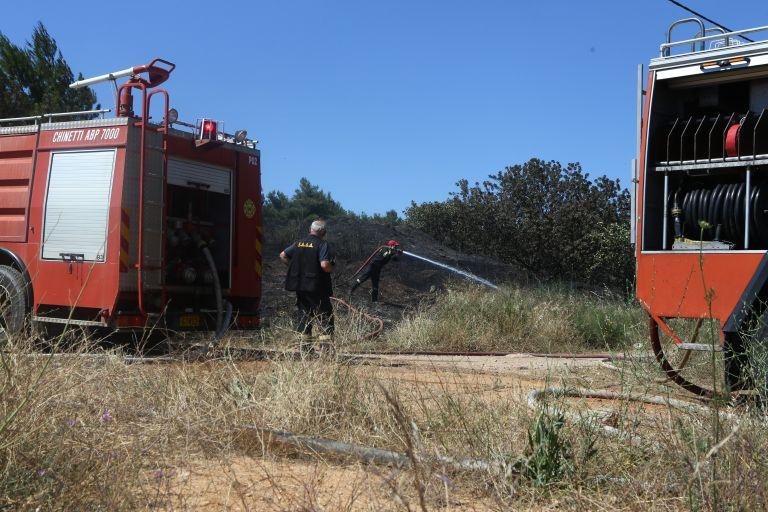 Σε ύφεση η φωτιά στο Λασίθι | tanea.gr