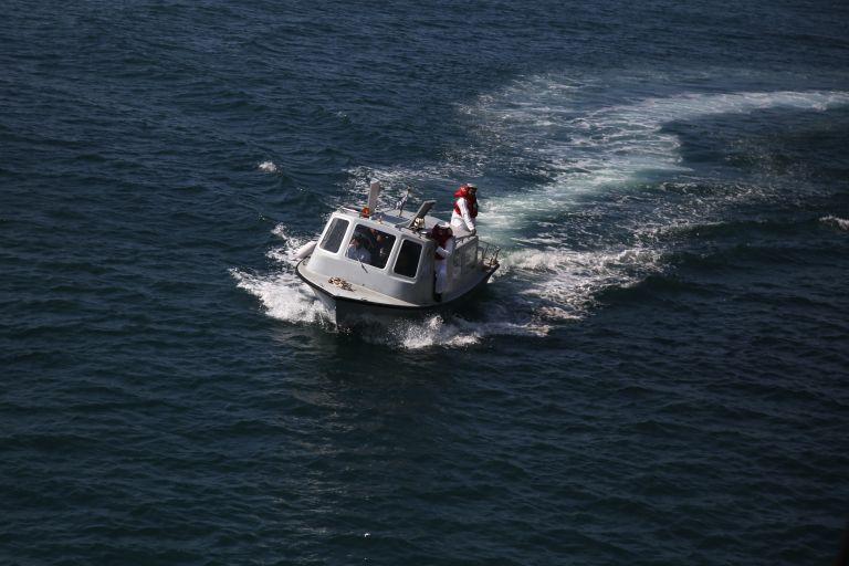 Ελληνικό αλιευτικό συγκρούστηκε με τουρκικό σκάφος στη Σύμη | tanea.gr