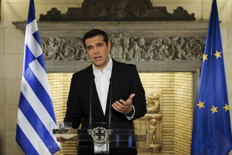 Τριήμερο εθνικό πένθος κήρυξε ο πρωθυπουργός   tanea.gr