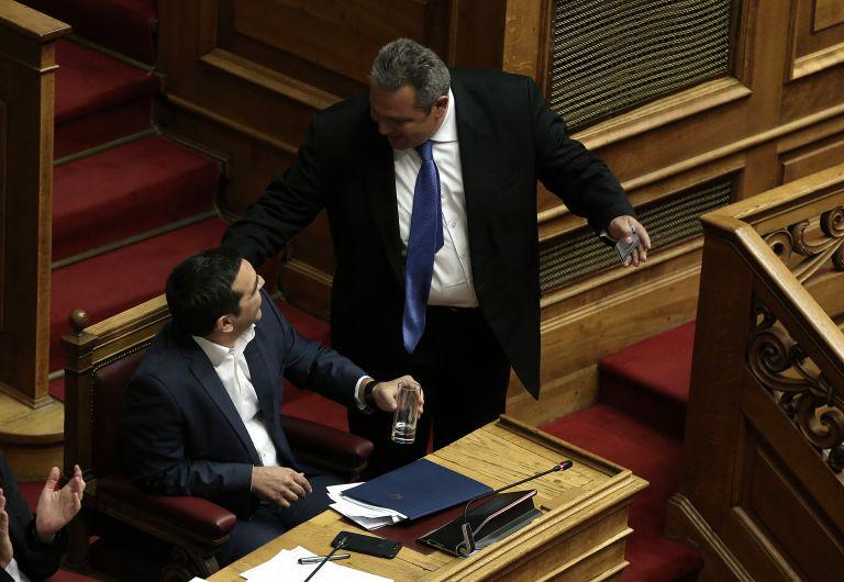 «Πονηριές» Καμμένου για το Μακεδονικό και την αποχώρηση από την κυβέρνηση | tanea.gr