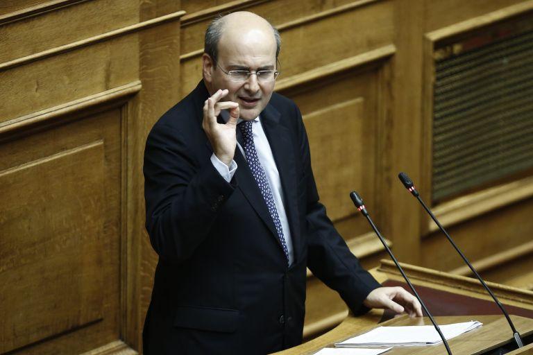 Χατζηδάκης: Οπως και να το ονομάσουμε έχουμε τέταρτο μνημόνιο | tanea.gr