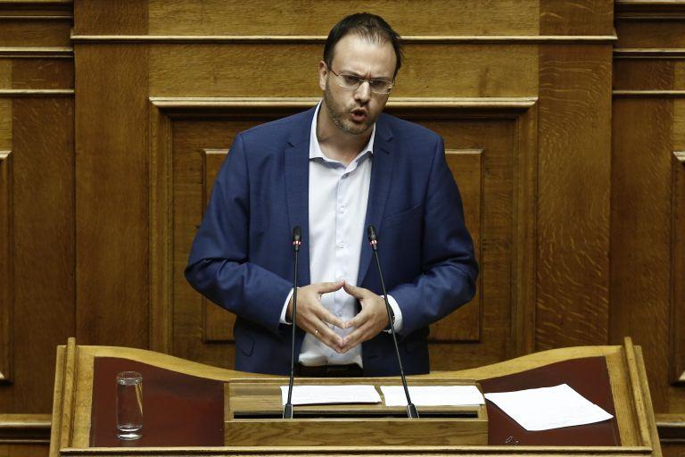 Θεοχαρόπουλος: Υπέρ της κατάτμησης της Β' Αθήνας το ΚΙΝΑΛ | tanea.gr