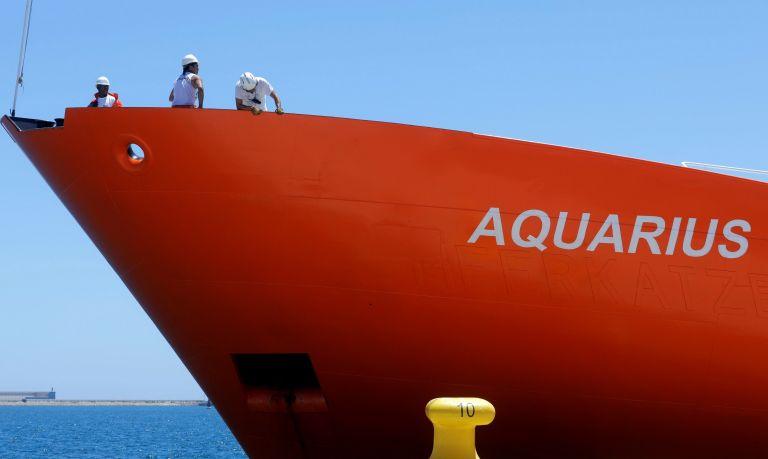Η Γαλλία θα δεχθεί «περίπου 80» πρόσφυγες από το Aquarius | tanea.gr