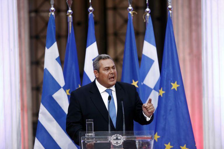 Καμμένος: Αποχωρώ από την κυβέρνηση αν έρθει η συμφωνία για τη Μακεδονία | tanea.gr