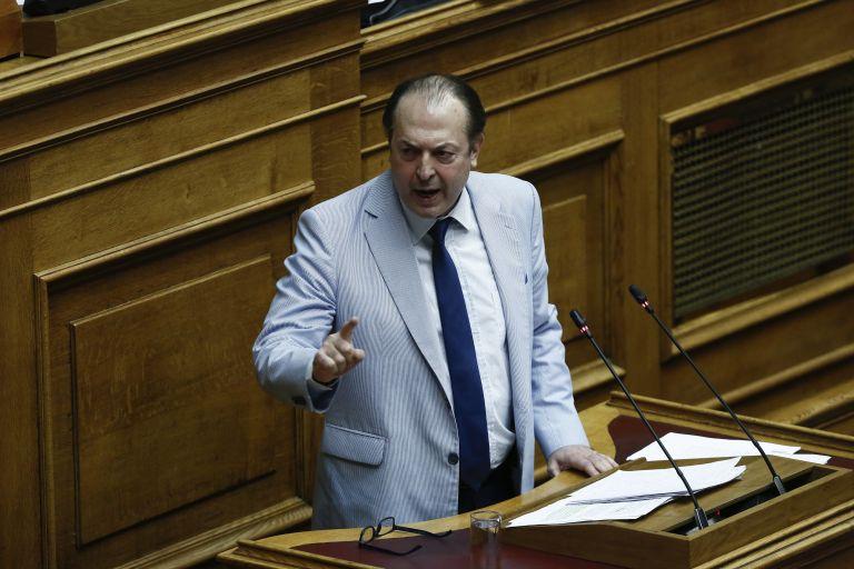 Λαζαρίδης: Αφήνω τον Π. Καμμένο να πορευτεί μόνος του στον πολιτικό κατήφορο που επέλεξε | tanea.gr