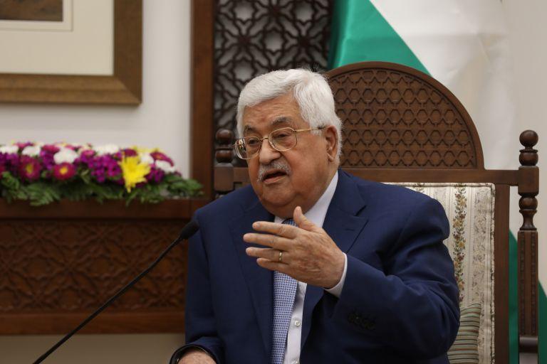 Αμπάς: Συνέχεια καταβολής επιδομάτων στους κρατούμενους Παλαιστίνιους   tanea.gr