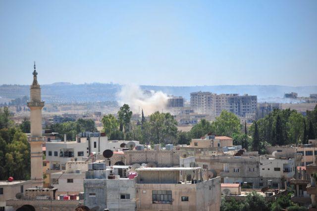 Σκοτώθηκαν 26 άμαχοι, ανάμεσά τους 11 παιδιά, στη Συρία | tanea.gr