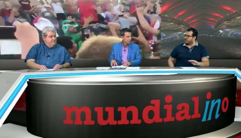 Mundialino: Η ΟΜΑΔΑ των ΝΕΩΝ στο IN TV | tanea.gr