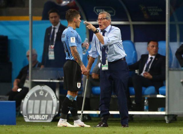 Ο «El Maestro» οδηγεί την Ουρουγουάη | tanea.gr