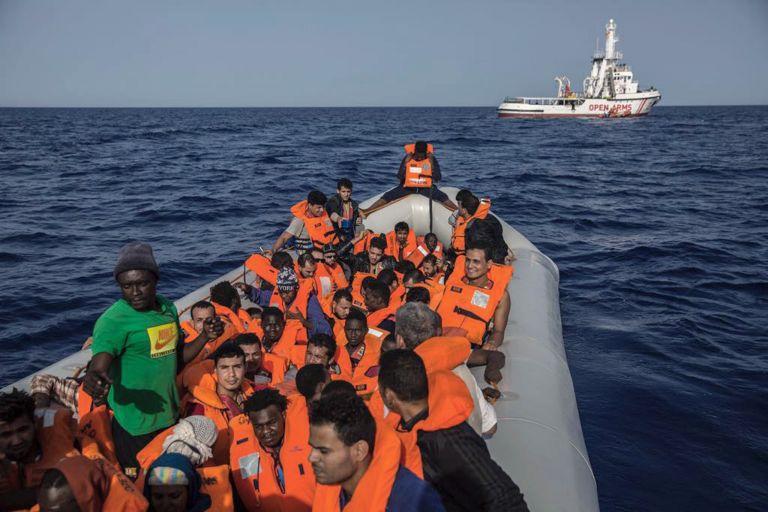 Λιβύη: Επτά μετανάστες νεκροί σε νέο ναυάγιο – 123 οι διασωθέντες   tanea.gr